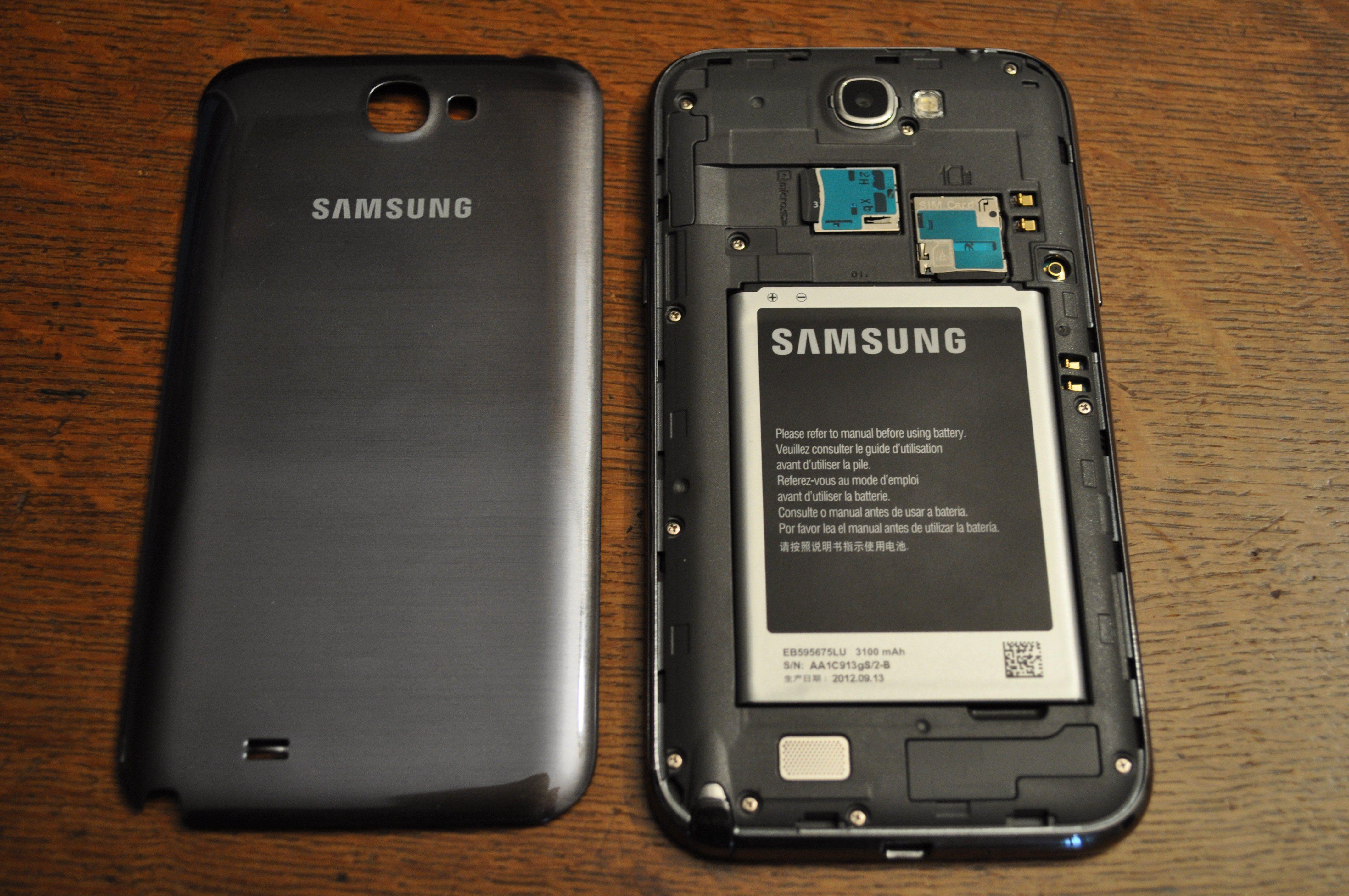 DSC 0043 Test Express du Samsung Galaxy Note 2