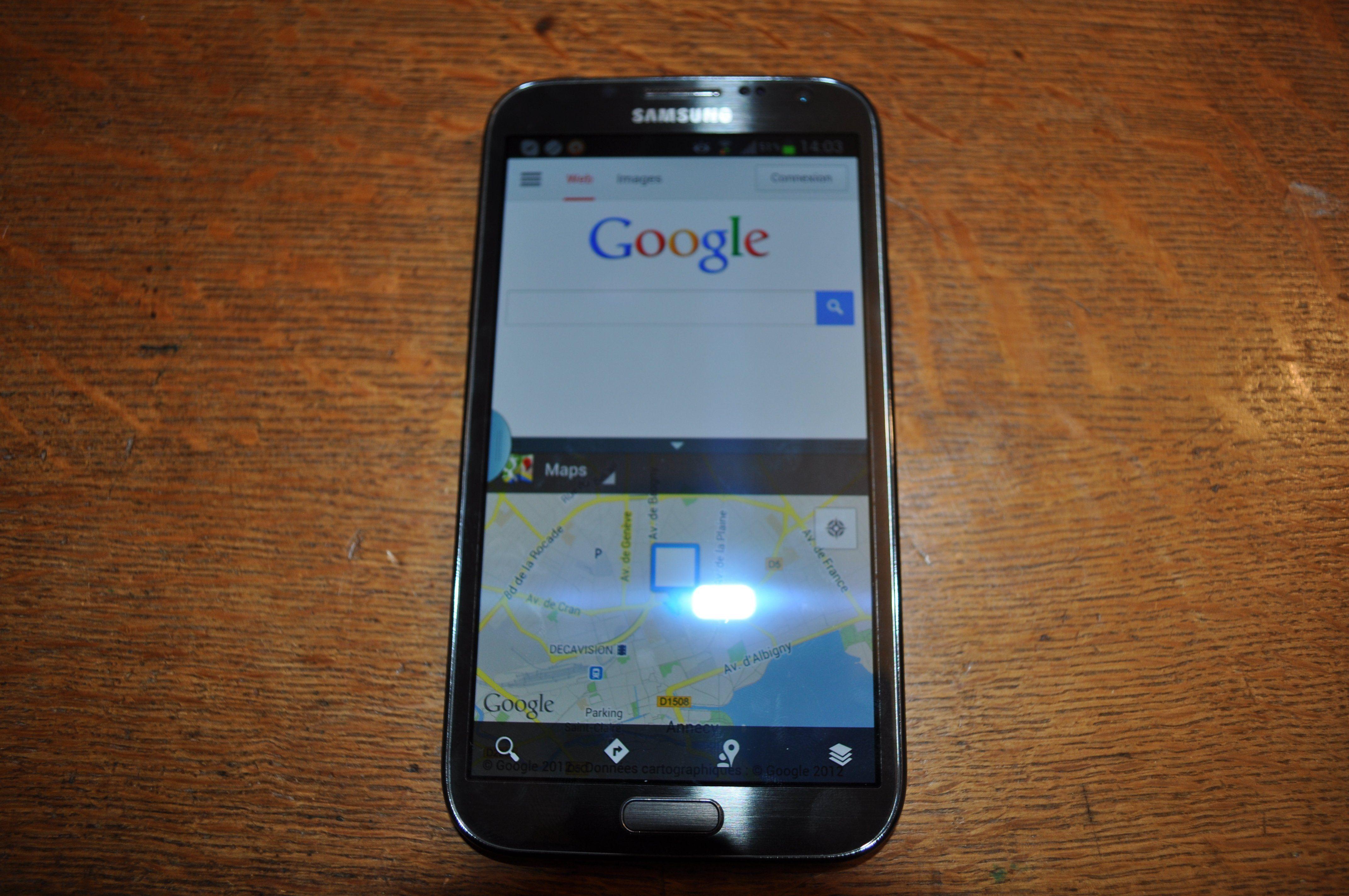 DSC 0049 Test Express du Samsung Galaxy Note 2