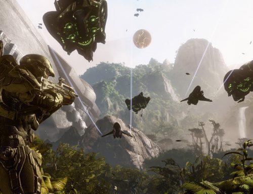 Les premiers Tests d'Halo 4 tombent !