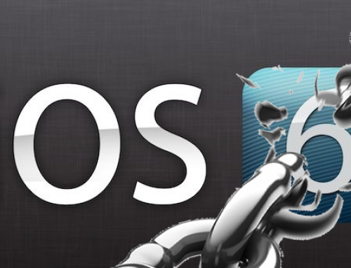 Le jailbreak d'Ios 6 enfin disponible !