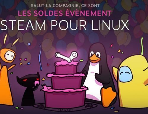 Steam pour linux disponible !