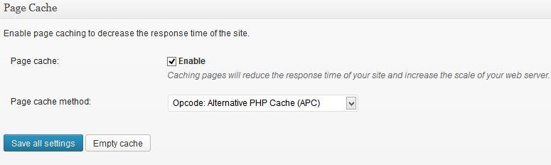 Installer PHP APC - Debian