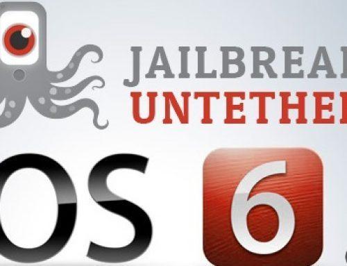 Jailbreak d'IOS 6, retour d'expérience