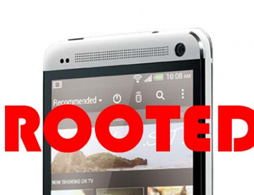 Rooter son Htc One