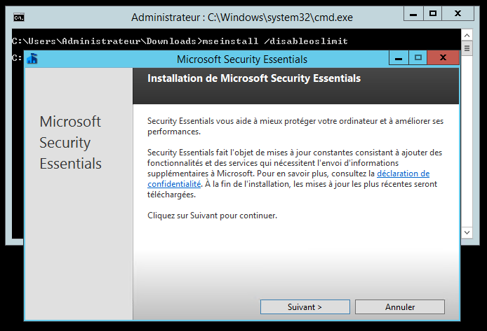 computer security a review of microsoft security essentials version 2111160 and other antivirus soft Microsoft security essentials that shows advertisements and news in the free version other than the antivirus av's available for personal pc security.