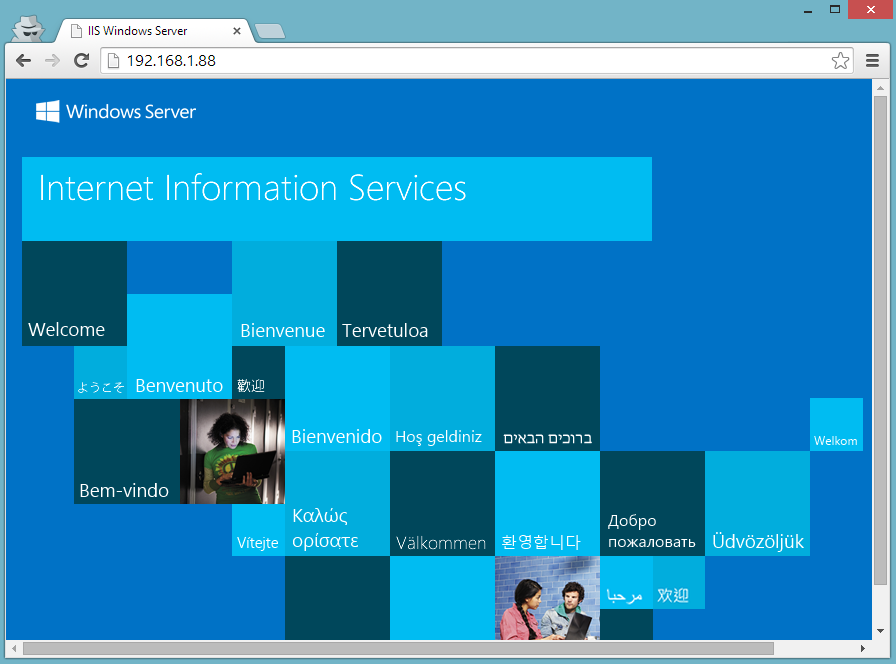 iis 8.0 how to add x forwarded header windows 2012