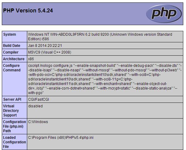 iis-php-nginx-phpinfo