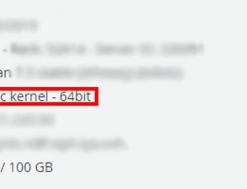 Utiliser un kernel OVH sur son serveur GNU/Linux
