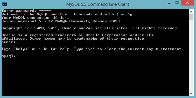 mysql-5.5-windows-7