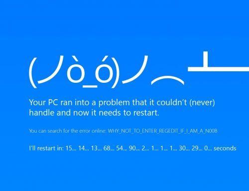 Résoudre l'erreur 0x0000007B après une conversion P2V d'un Windows