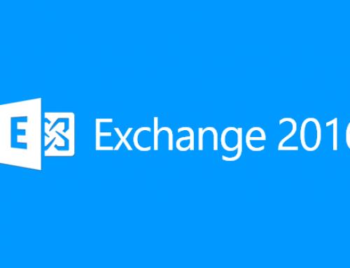 Gérer plusieurs domaines avec Exchange 2016