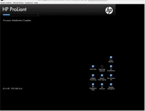 Se connecter à l'ILO en Java depuis Linux (Manjaro)