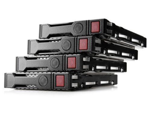 Ajout de disque et création de RAID à chaud avec SSACLI sur serveur HPE